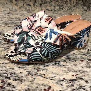 Halogen Floral Sandals